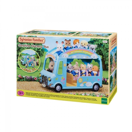Sylvanian Families Ônibus Arco-Íris - Epoch 5317
