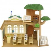 Sylvanian Families Playset Escola na Árvore - Epoch 5105