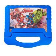 Tablet Disney Avengers  Android 7.0 Plus Tela 7.8GB NB280 -Multilaser