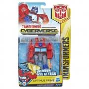 Transformers Cyberverse Classe Warrior Optimus Prime E1901/E1884 -  Hasbro