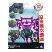 Transformers In Disguise Mini-con Decepticon Back Hasbro B0455/B0763