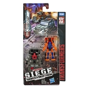 Transformers Siege War For Cybertron PowerTrain & HighJump - Hasbro E4493/E3420
