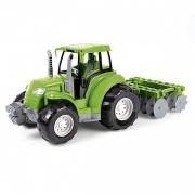 Trator Arado Verde - Poliplac 5979