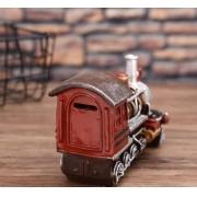 Trem Cofre de Resina Vintage - Lunne 28848