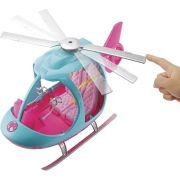 Veículo Barbie Helicóptero - Mattel FWY29