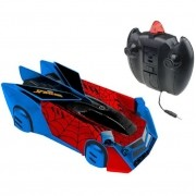 Veículo de Controle Remoto Web Climber Spider Man - Candide 5854