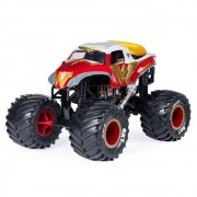 Veículo Monster Jam - Escala 1:24  Wonder Woman 2022 - Sunny