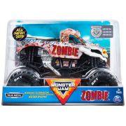 Veículo Monster Jam Escala 1:24 - Zombie 2022 - Sunny