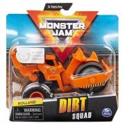 Veículo Monster Jam Escala 1:64 Dirt Squad Rolland - Sunny 2027