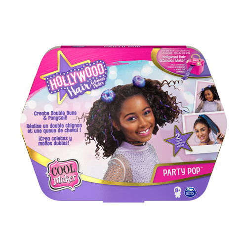 Acessório Para Cabelo Hollywood Hair Styling Pack Sunny 2240