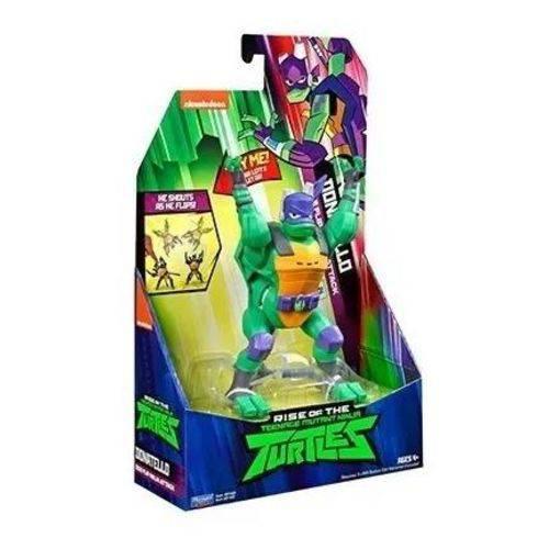 Action Figure Tartarugas Ninjas Donatello Com Som 2041 Sunny