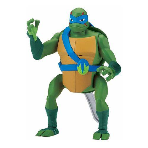 Action Figure Tartarugas Ninjas Leonardo Com Som 2041 Sunny