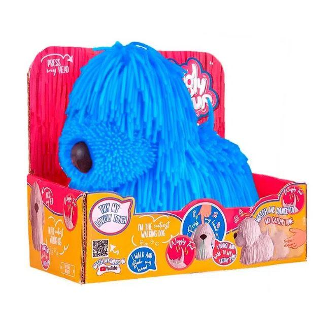 Adotados Dog Borrachinha Azul - Fun F0019-3