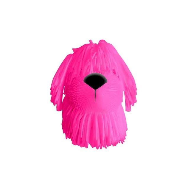 Adotados Dog Borrachinha Rosa - Fun F0019-3