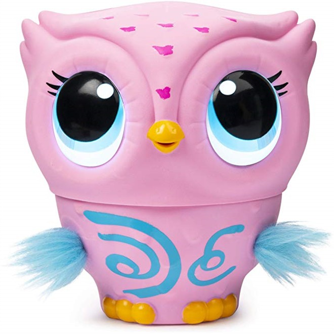 Air Hogs Owleez Rosa Coruja Voadora - Sunny 2106
