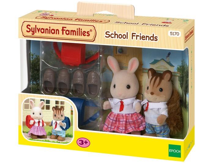 Amigos da Escola Sylvanian Families - Epoch 5170