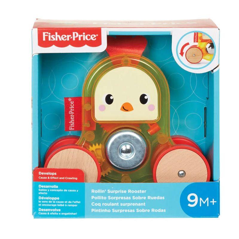 Animais Sobre Rodas Pintinho - Fisher-Price GML83