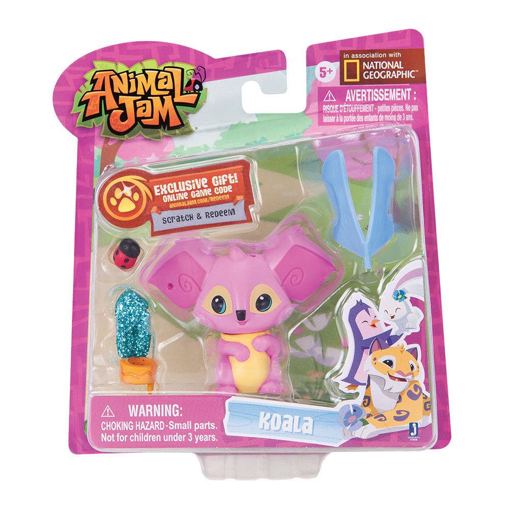 Animal Jam Amigos Koala 81133 Fun