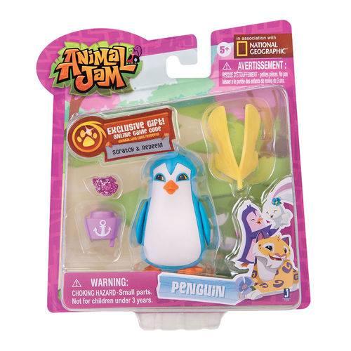 Animal Jam Amigos Penguin  81133 Fun