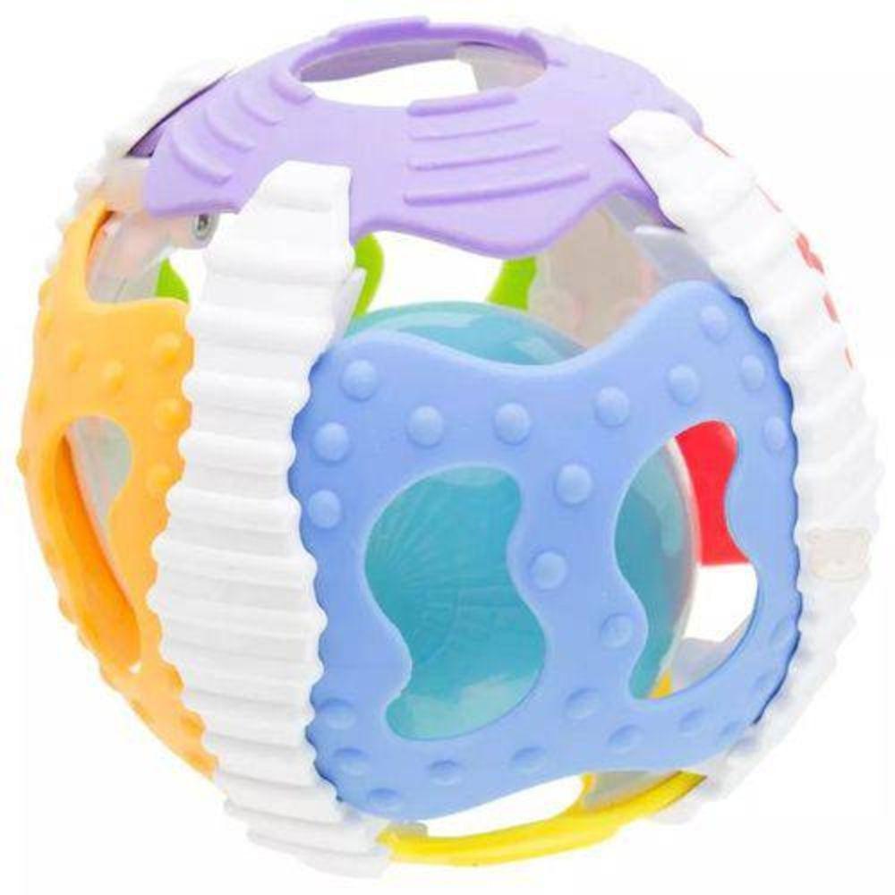 Baby Ball Multi Textura Bco - Buba 09886
