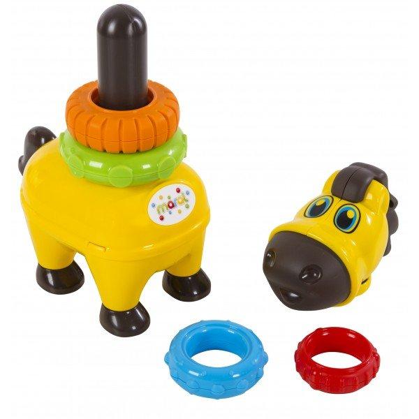 Baby Horse Com Som 4128 - Maral