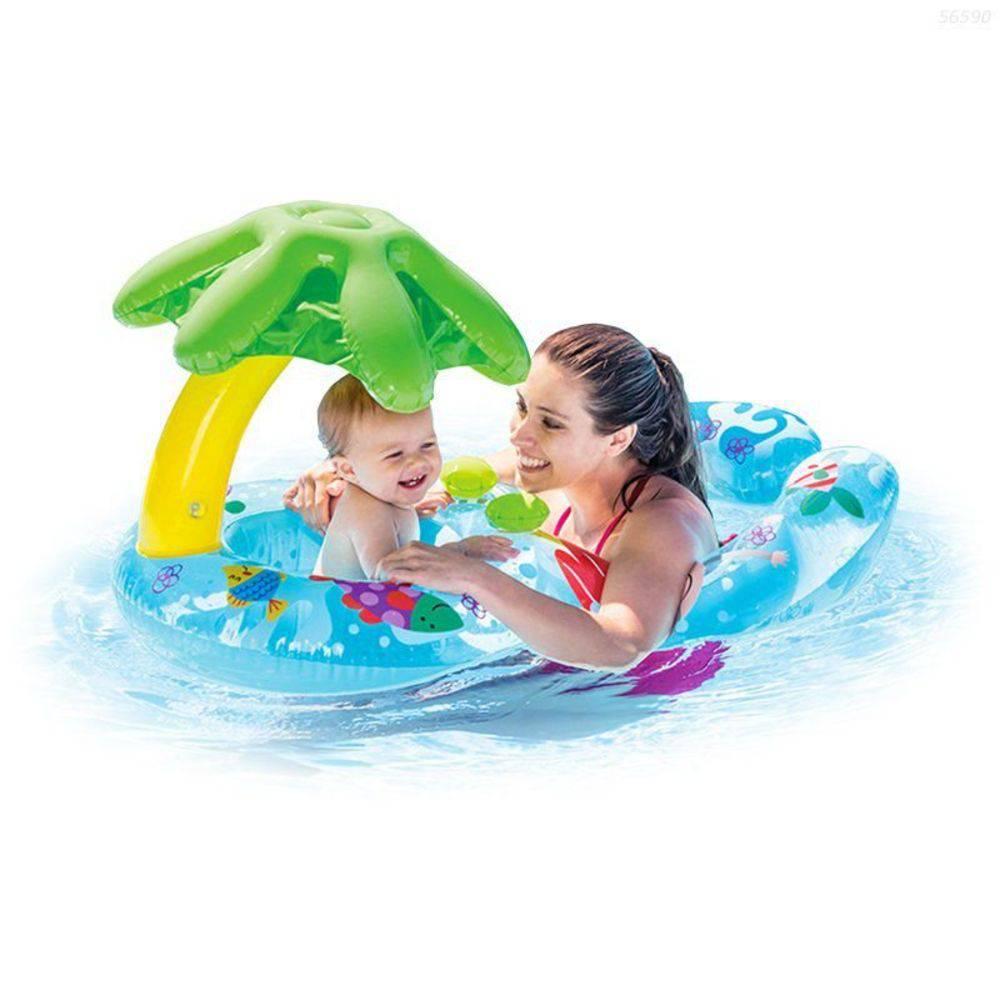 Baby Inflavel Bote Peixinhos 56590 - Intex