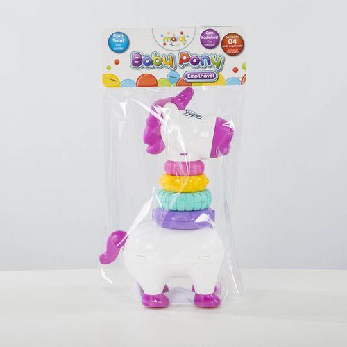 Baby Pony Com Som 4130 Maral