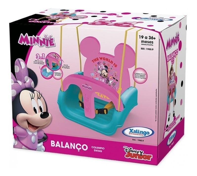 Balanço Minnie - Xalingo 19809