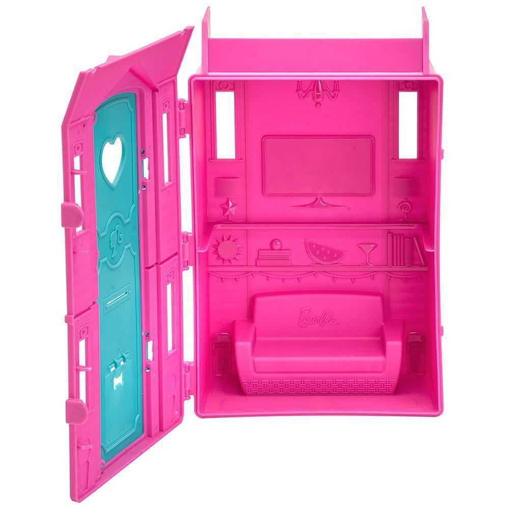 Barbie Studio de Surf Vestido Rosa - Fun 85825