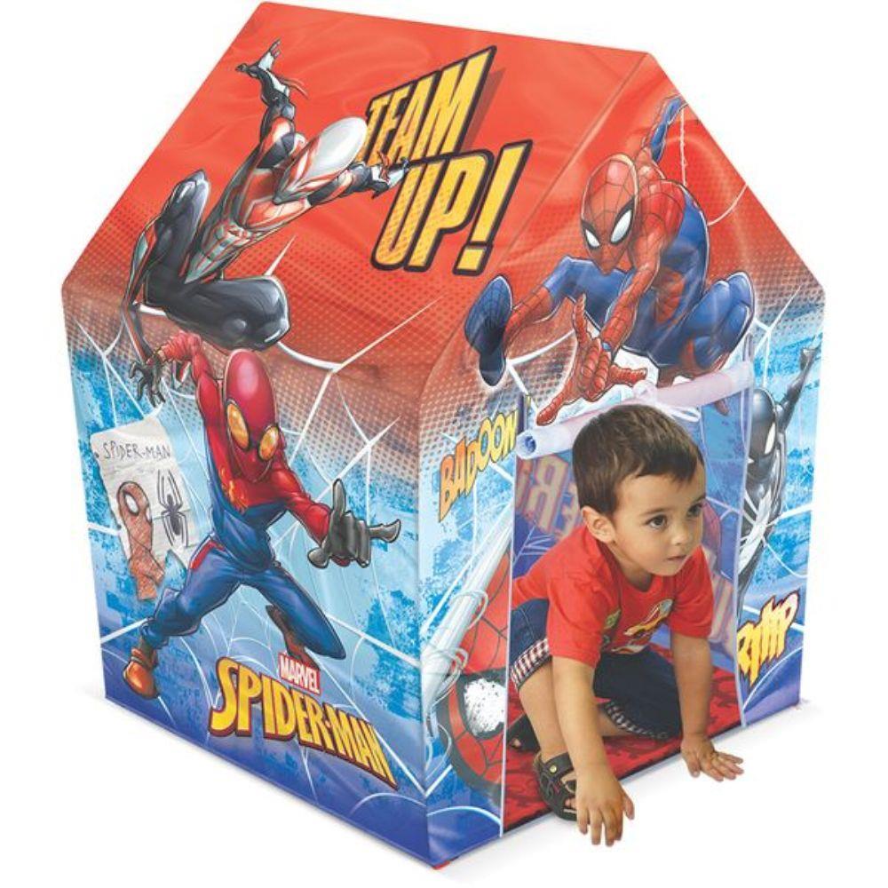 Barraca Infantil Homem Aranha Centro de Treinamento - Líder 2534