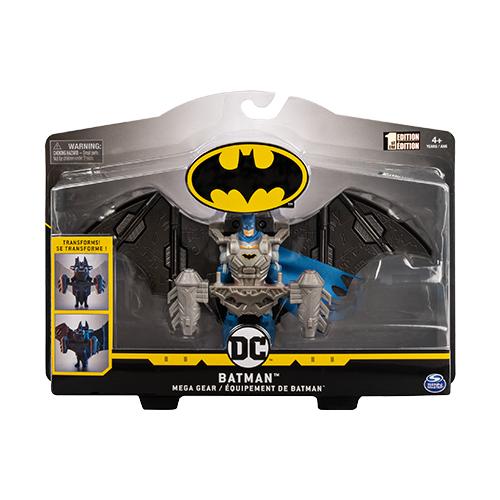 Batman Figura de Luxo de 4? com Armadura - Sunny 2183