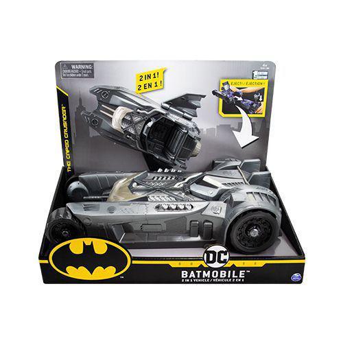 Batmóvel e Mini Lancha 2 em 1 - Sunny 2192