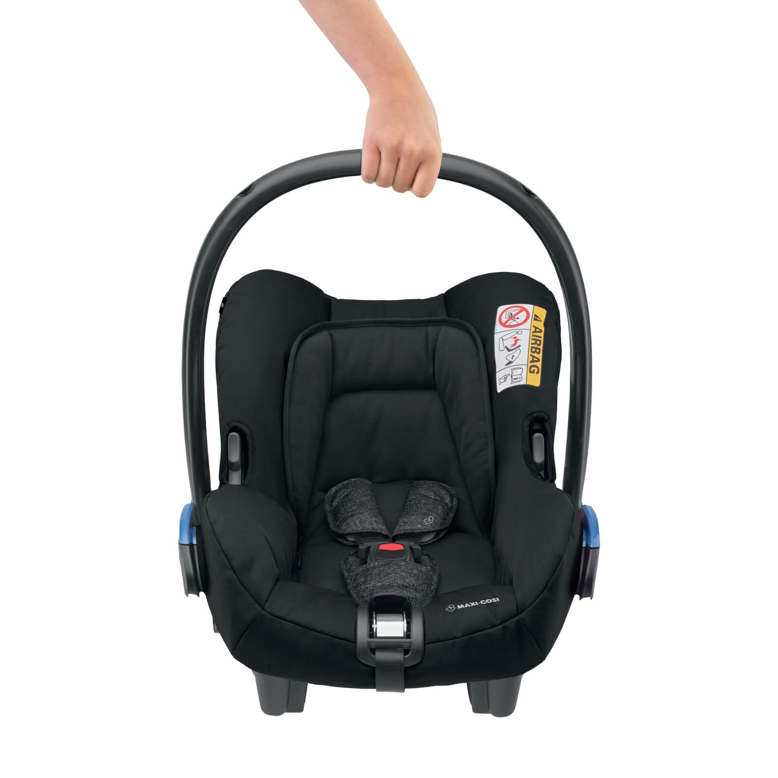 Bebê Conforto Citi com Base Maxi-Cosi Graphite - Maxi-Cosi IMP91230