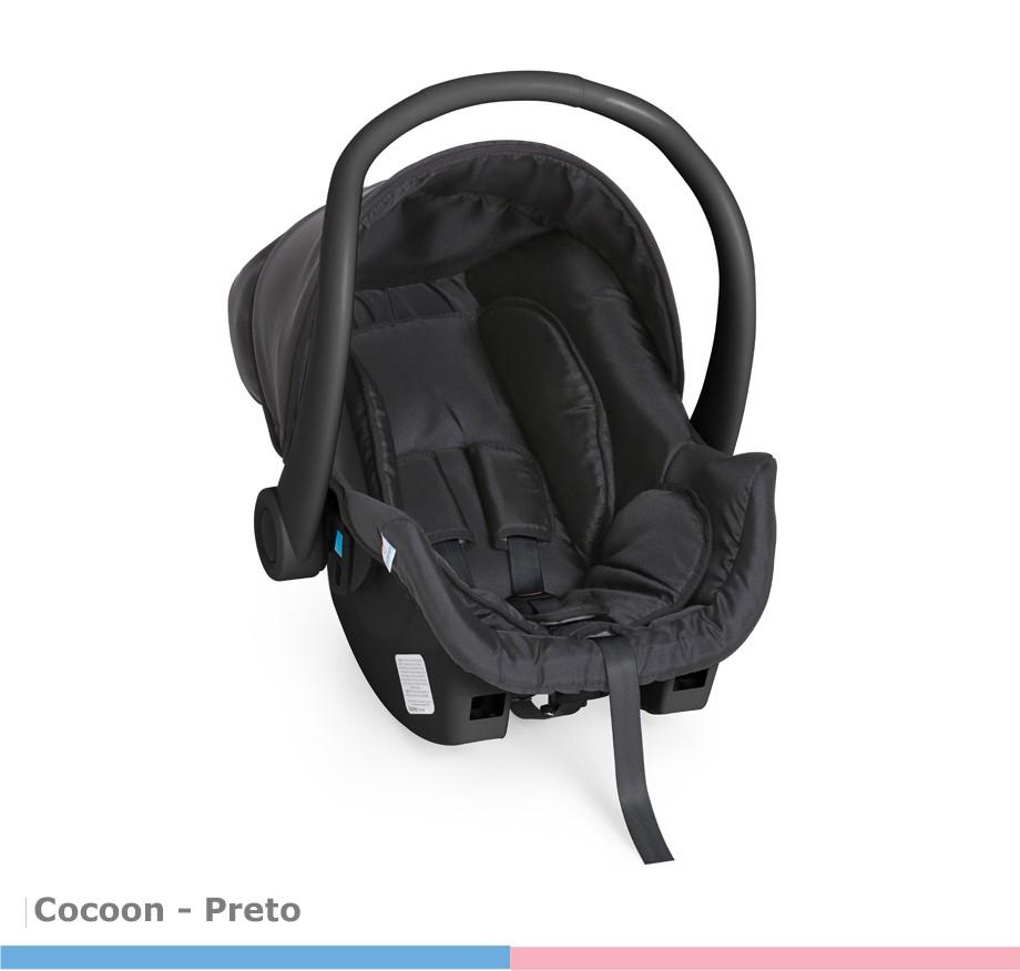 Bebe Conforto Cocoon Preto - Galzerano 8181