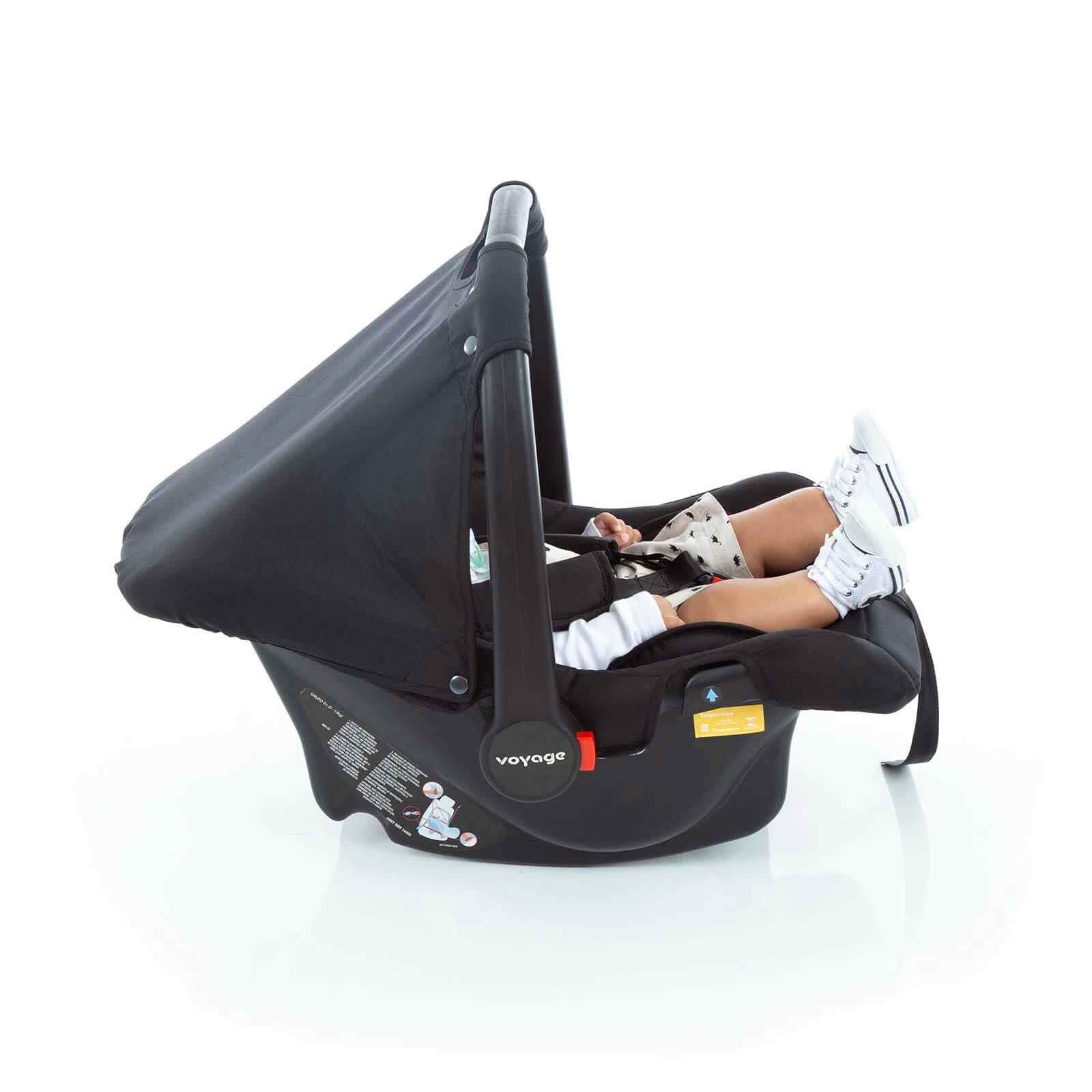 Bebê Conforto Gama Preto - Voyage IMP91560