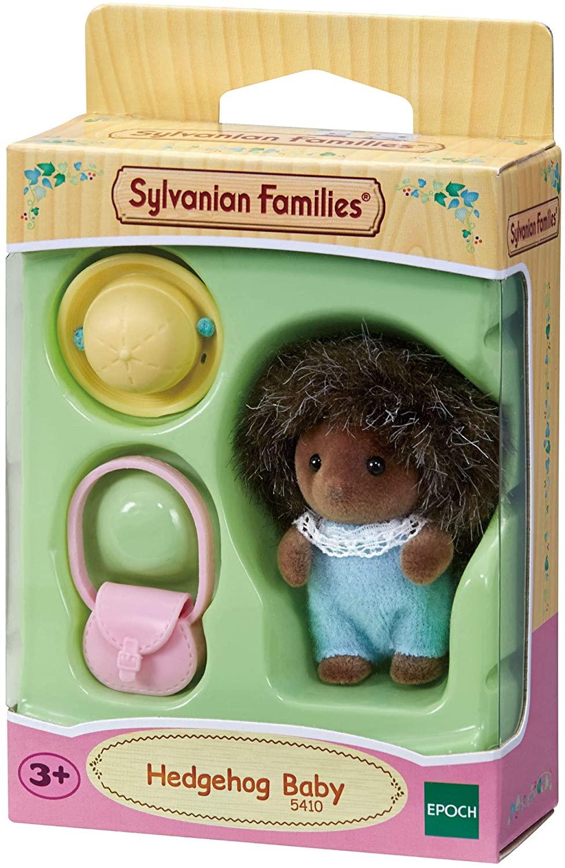 Bebê Porco-Espinho Sylvanian Families - Epoch 5410