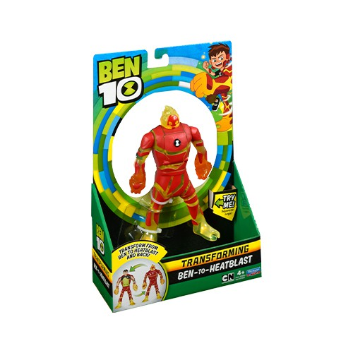 Ben 10 Transforming Deluxe Chama - Sunny 1794