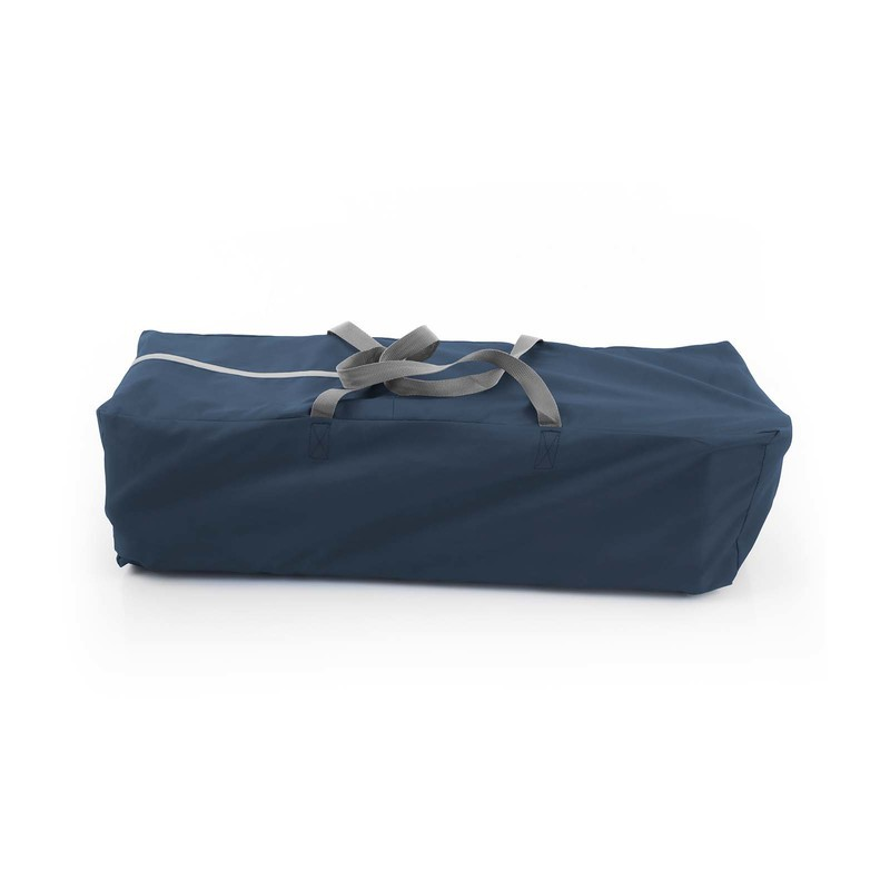 Berço Portátil Stelle Blue Cozy - Dorel IMP01694