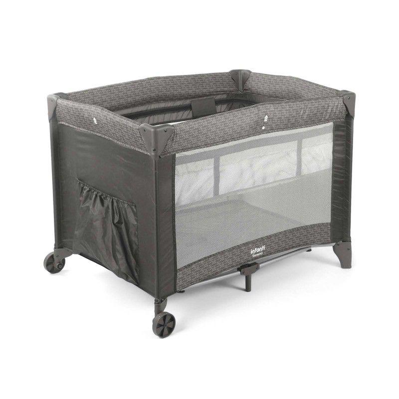 Berço Sereno Grey Hail - Infanti IMP91562
