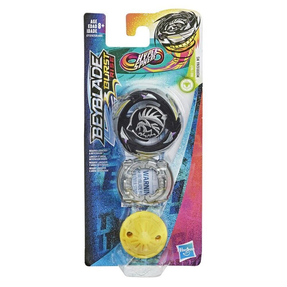 Beyb. Burts Rise Hyper Sphere Morrigna M5 Hasbro E7737/E7535