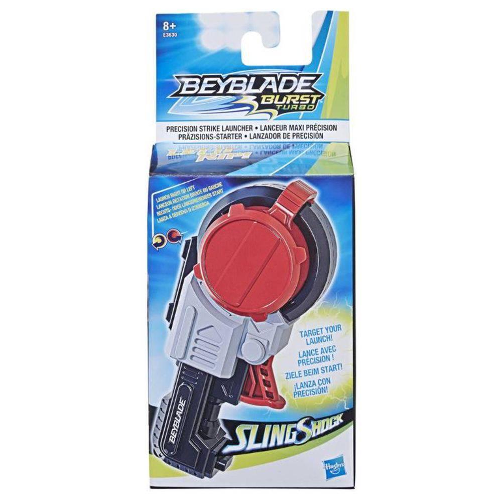 Beyblade Burst Turbo Lançador Ataque Preciso E3630 - Hasbro