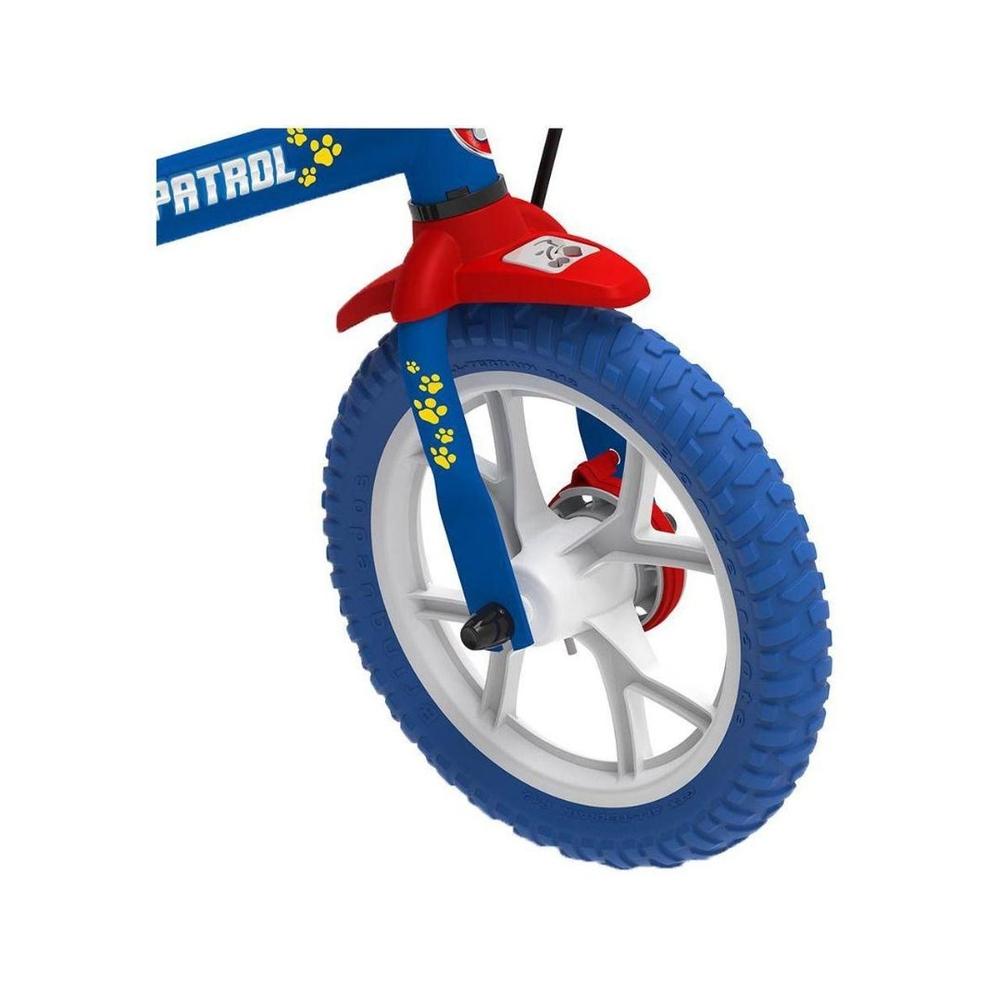 Bicicleta Aro 12 Patrulha Canina - Bandeirante 3278