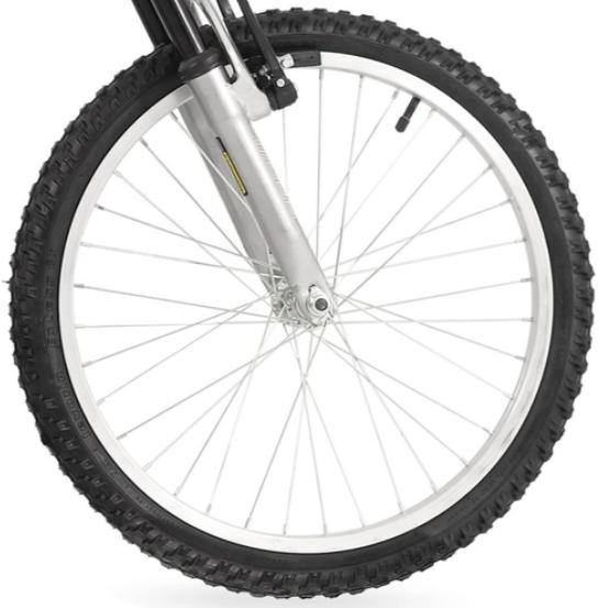 Bicicleta Free Action Aro 20 Full Fa240 Branco e Rosa 04047020 - Status Bike
