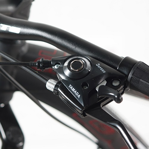 Bicicleta Vision GT X1 Aro 29 T-17 Preto/Vermelho Garantia Vitalícia - Ducce 109