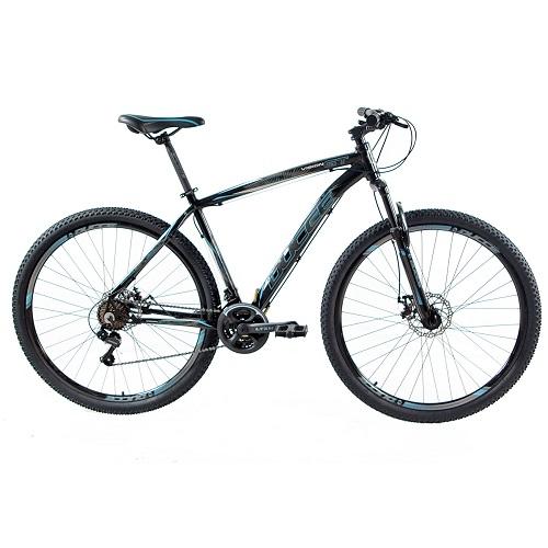Bicicleta Vision GT X1 Aro 29 T-19 Preto/Azul Garantia Vitalícia - Ducce 105