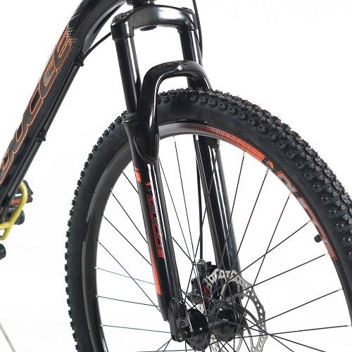 Bicicleta Vision GT X1 Aro 29 T-19 Preto/Laranja Garantia Vitalícia - Ducce 114
