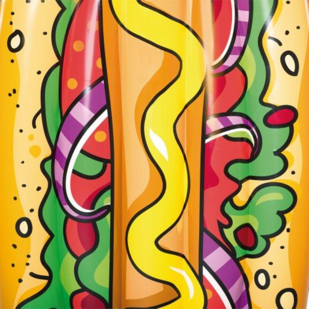 Boia Inflável Hot Dog - Mor 1988