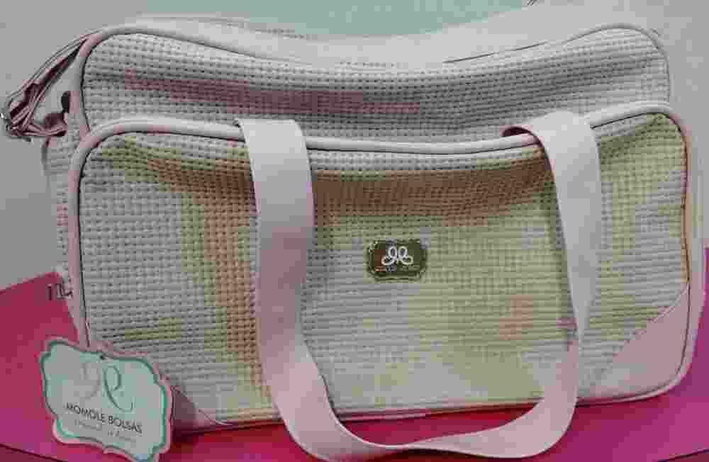 Bolsa Pequena Gestante  Rosa 022 Momole