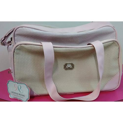 Bolsa Pequena Gestante  Rosa 022 - Momole Bolsas
