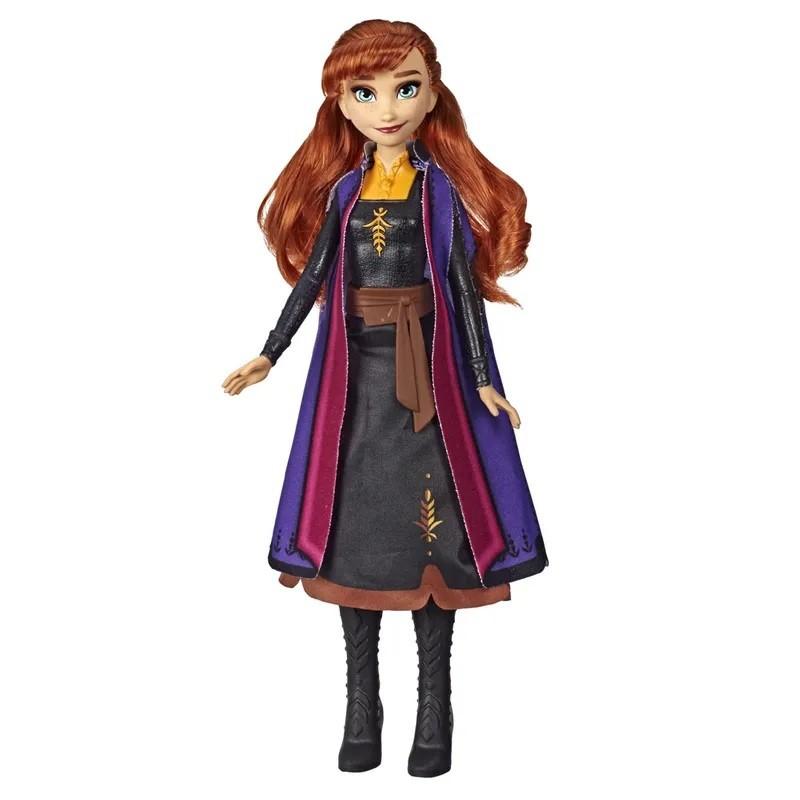 Boneca Anna Aventura Mágica Frozen 2 Hasbro E7001/E6952